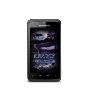 3D Smartphone Book Cover Image